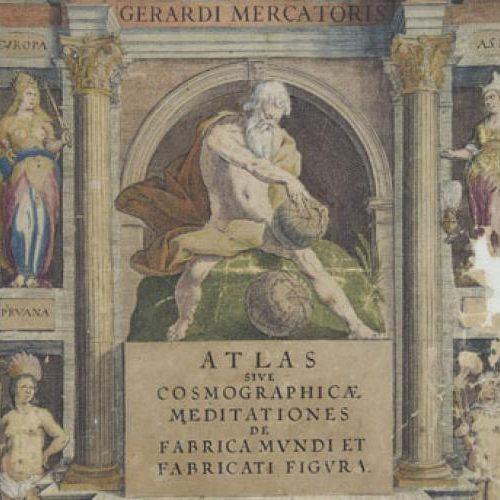 Carte geografiche di Gérard Mercator – Firenze