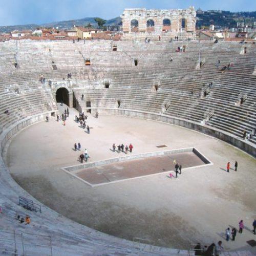 """Anfiteatro romano """"Arena di Verona"""""""