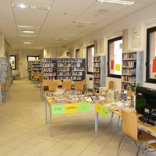 "Biblioteca Comunale ""Nino Colombo"" – Beinasco (TO)"
