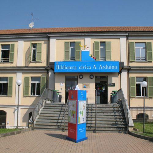 "Biblioteca civica ""A. Arduino"" – Moncalieri (TO)"