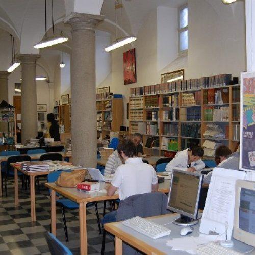 Biblioteca Civica di Mondovì (CN)