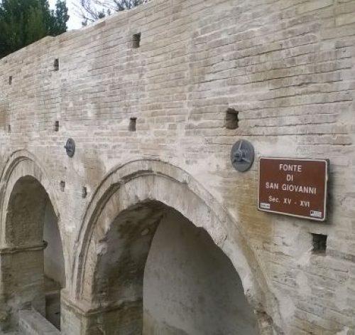 Fonti di San Giovanni – Tolentino (MC)