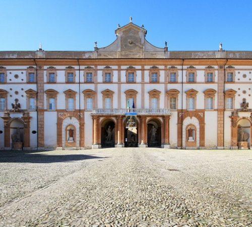 Fontana con statua – Palazzo Ducale di Sassuolo