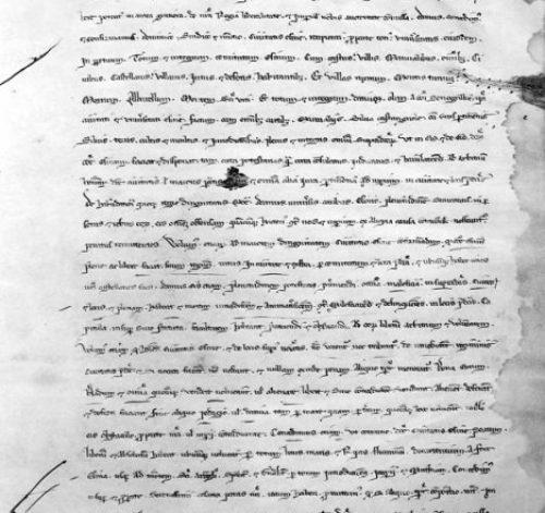 Libro Rosso I  (1177) – Jesi
