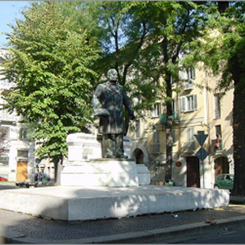 Monumento ad Angelo Brofferio – Torino
