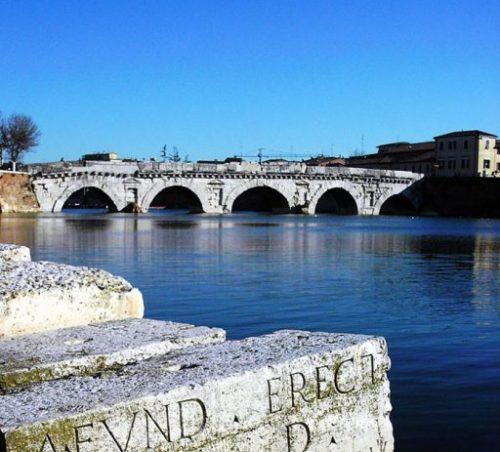 Ponte di Tiberio – Rimini