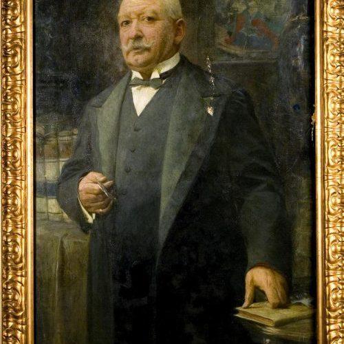 Ritratto di Giuseppe Baratelli – Varese