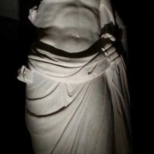 Statua marmorea di Asclepio – Padova