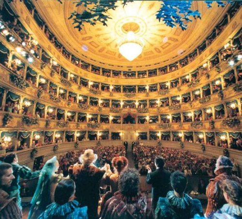 Teatro Dante Alighieri – Ravenna