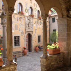 Palazzo dei capitani della Montagna, Cutigliano (Pt)