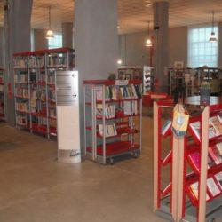 "Biblioteca civica ""Anna Frank"", Borgo San Dalmazzo (Cn)"