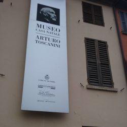 A Parma con Toscanini, Boito e Pizzetti