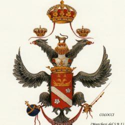 Restauro Blasonario di Adriano Colocci, Jesi