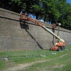 Complesso delle Mura urbane di Lucca