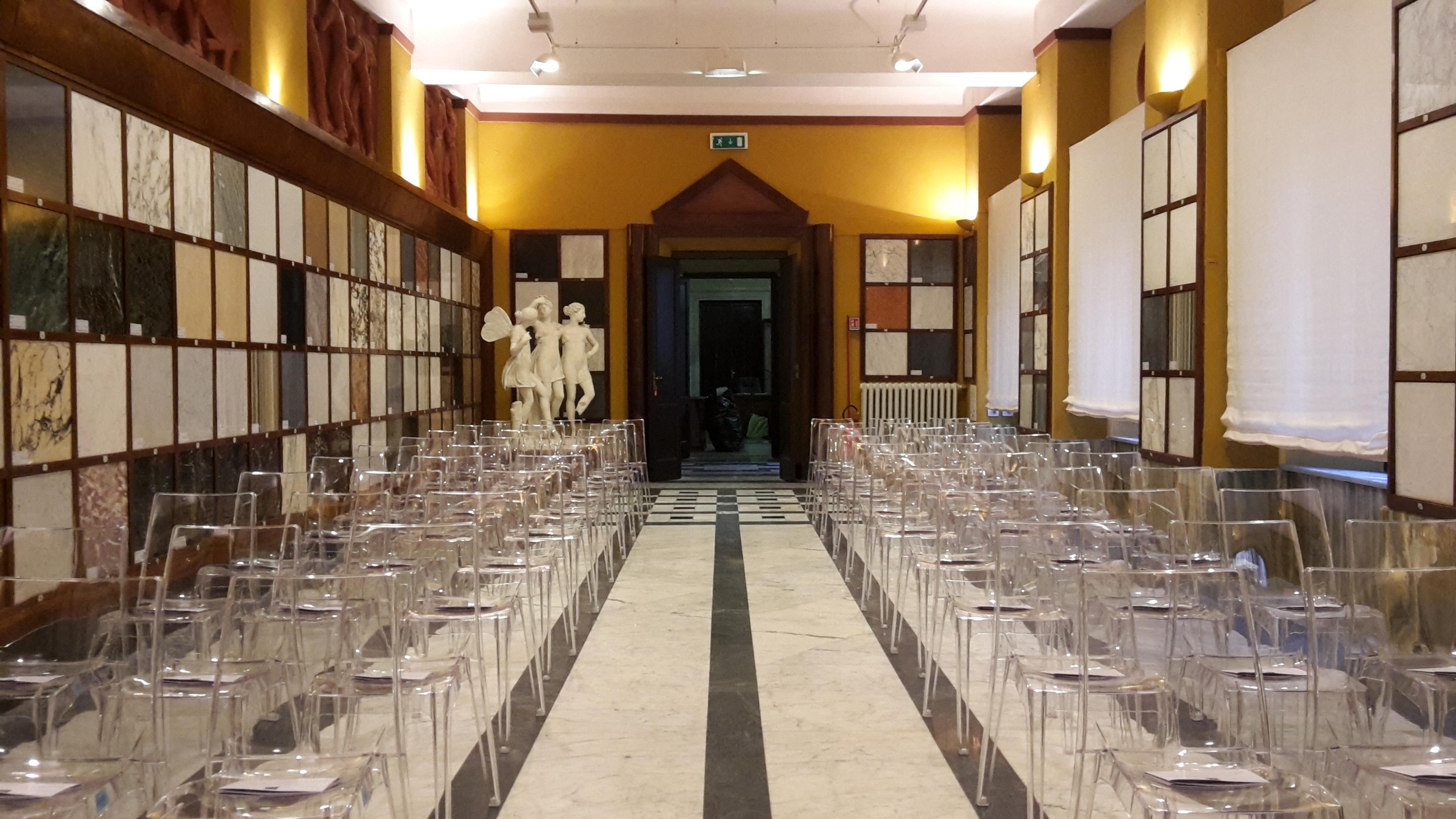 Progetto Art Bonus dell'anno: vince l'edizione 2017 del Concorso la Sala del Campionario dei Marmi di Carrara