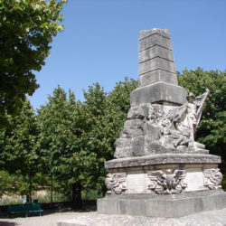 Monumento ai caduti di Piazze, Cetona (Si)