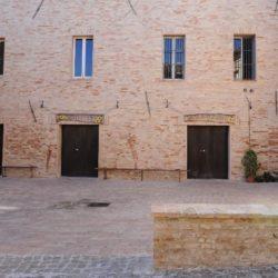 Palazzo Ferri, Montecassiano (Mc)