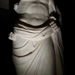 Statua marmorea di Asclepio, Padova