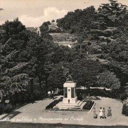 Monumento ai Caduti del 1915–1918, Pergola (Pu)