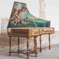 Restauro clavicembalo settecentesco – Museo S. Caterina, Treviso