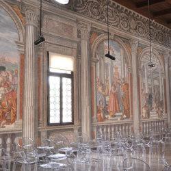 Restauro affreschi del Palazzo Ragazzoni, Sacile (Pn)