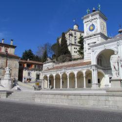 Restauro Piazza Libertà, Udine