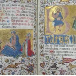 "Manoscritto ""Psalterium Romanum"", Biblioteca Federiciana di Fano (Pu)"
