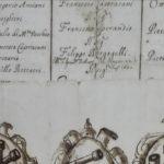 """Manoscritto """"L'Accademia degli Scomposti"""" – Fano"""