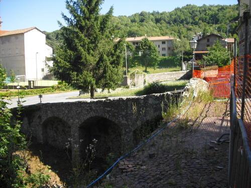 Antico ponte sul Rio San Mauro – Garessio