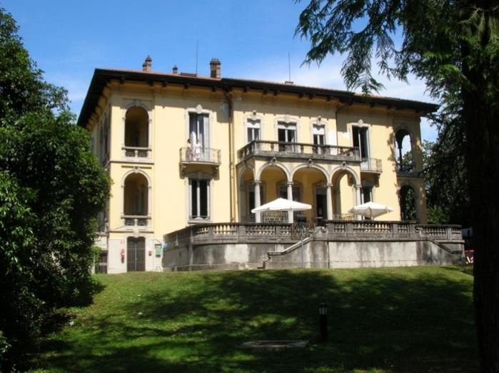 """Biblioteca Civica """"Pietro Ceretti"""" – Verbania"""