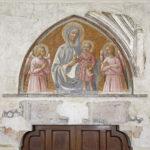 Lunetta ad affresco di Masolino – Empoli