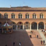 Restauro del colonnato – Ferrara