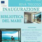 Biblioteca del Mare – Riva Trigoso – Sestri Levante