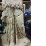 Statua marmorea femminile – Trieste