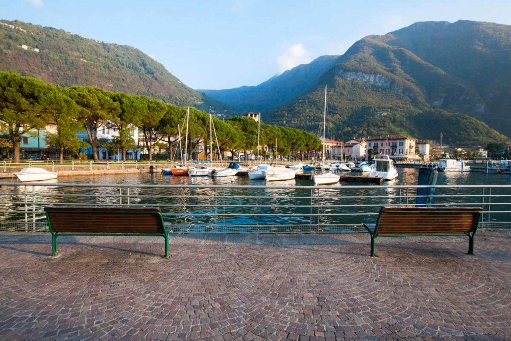 Antico porto della frazione di Toline – Pisogne