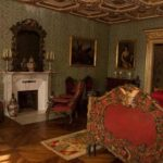 Appartamenti Reali del Castello della Mandria – Venaria Reale