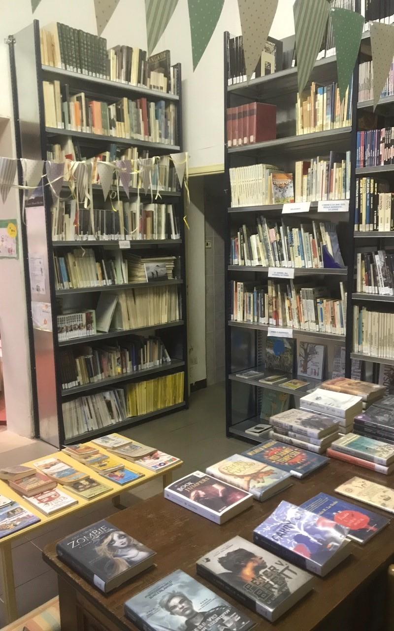 Biblioteca civica E. Paulucci | Montegrosso d'Asti (AT)