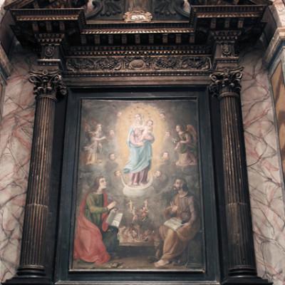 Altare Chiesa di San Marco | Gubbio (PG)