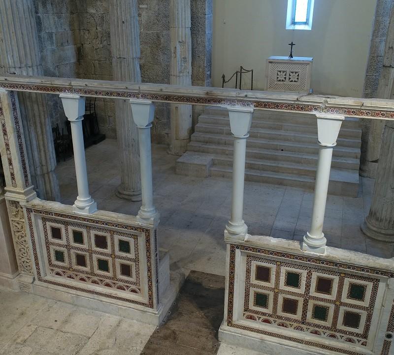 Chiesa di San Pietro ad Alba Fucens | Massa d'Albe (AQ)