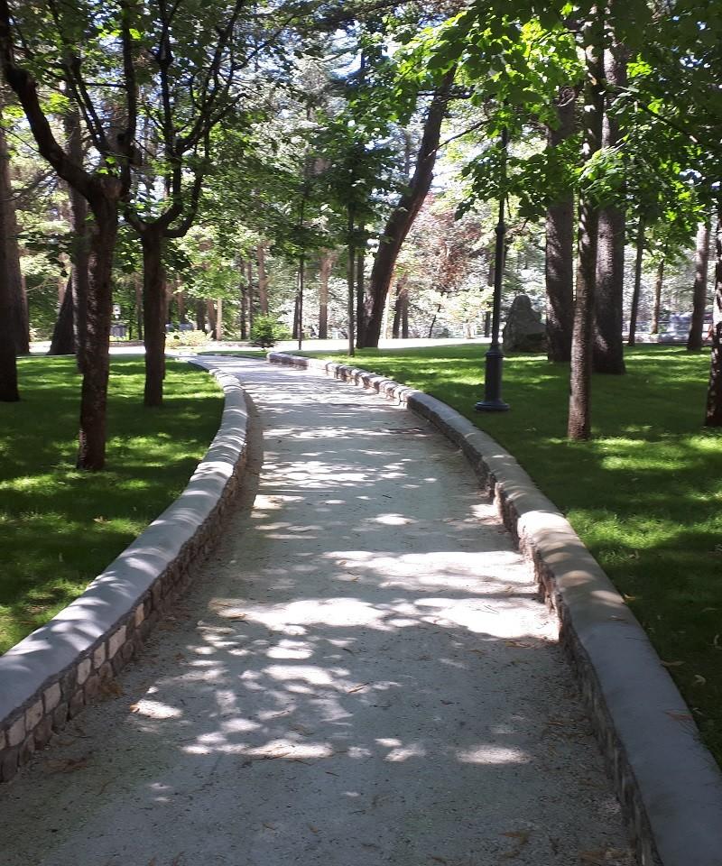 Parco del Castello dell'Aquila | L'Aquila (AQ)