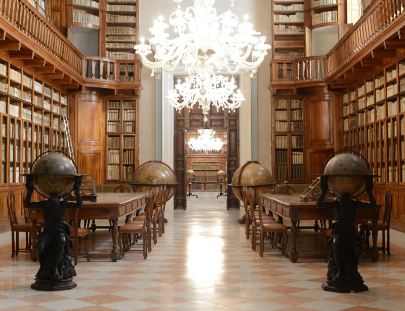 Biblioteca  Comunale Teresiana | Mantova (MN)