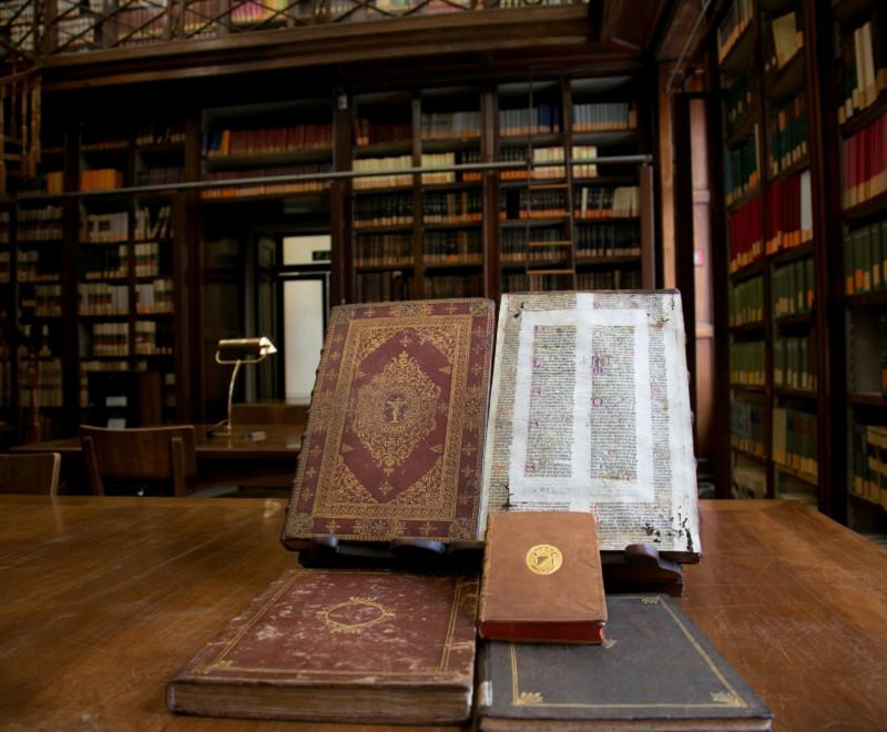 Biblioteca Universitaria di Pavia | Pavia (PV)