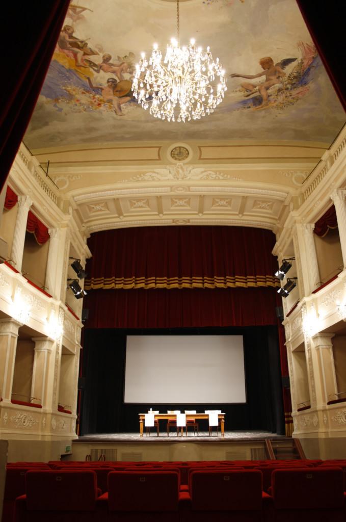 Teatro Comunale Nicola degli Angeli | Montelupone (MC)