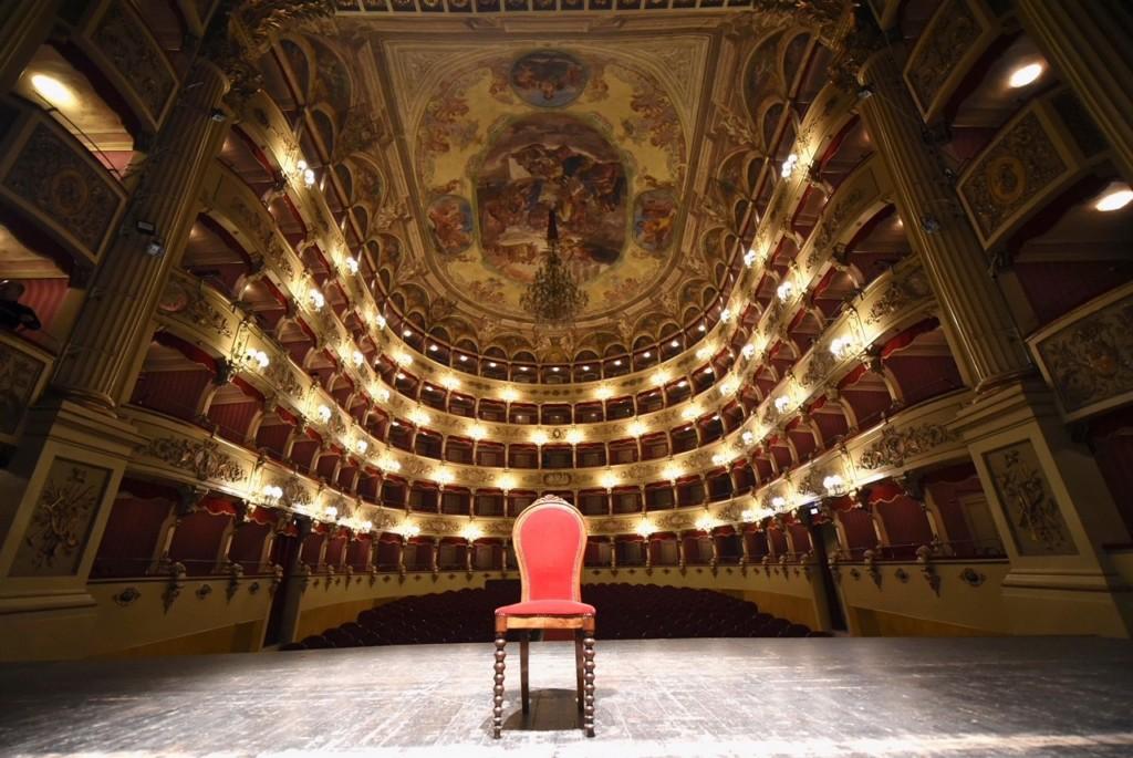 Teatro Morlacchi di Perugia | Perugia (PG)