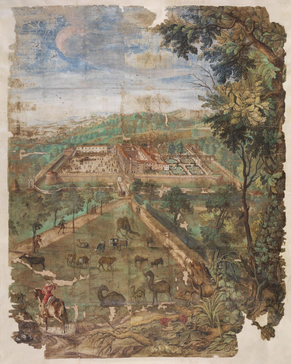 Villa medicea di Cerreto Guidi, museo della caccia e del territorio | Firenze (FI)