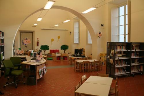 Biblioteca Ernesto Ragionieri | Sesto Fiorentino (FI)