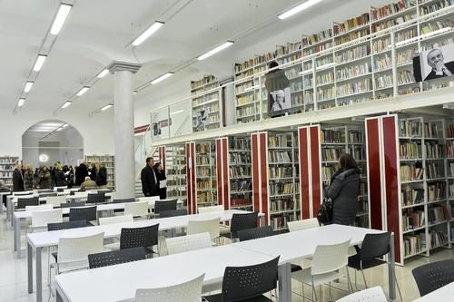 Fondazione Biblioteca Astense Giorgio Faletti | Asti (AT)