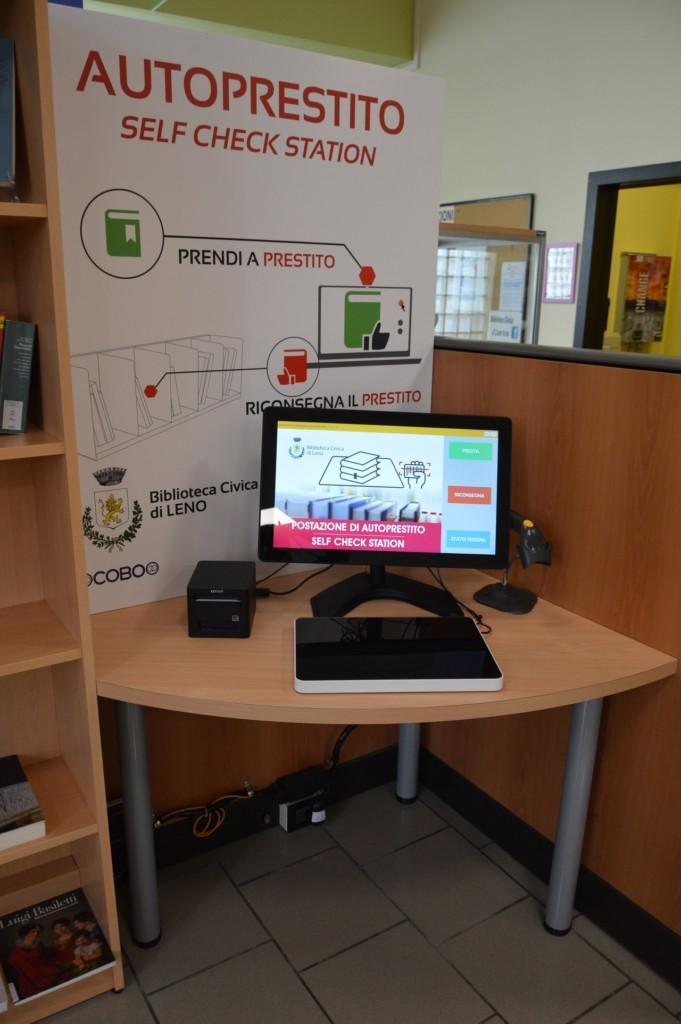 Biblioteca civica comunale | Leno (BS)