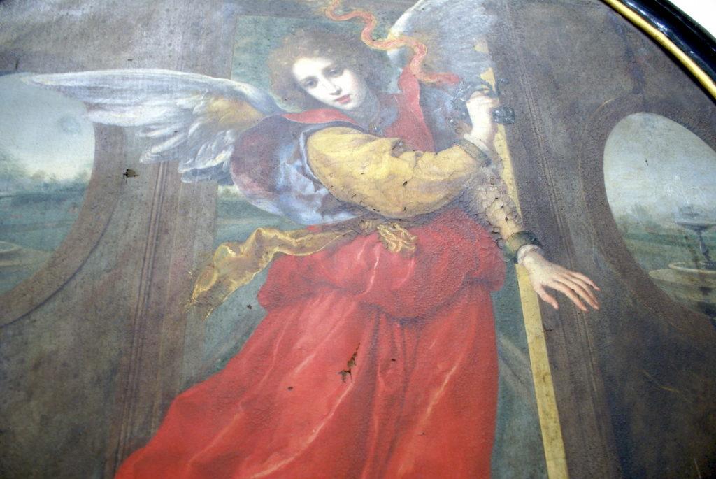 Dipinto raffigurante l'Arcangelo Michele | Firenze (FI)