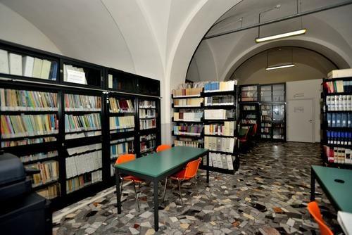 "Biblioteca conservatorio""G.B. PERGOLESI"" | Fermo (FM)"
